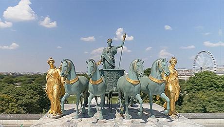 卢浮宫:幕后故事
